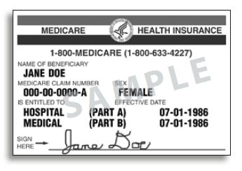 "A Medicare Minute, ""The Parts of Medicare"""
