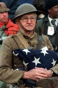 WW1 Veteran Joseph F. Ambrose