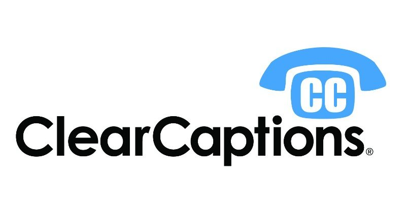Real-time phone captioning by ClearCaptions
