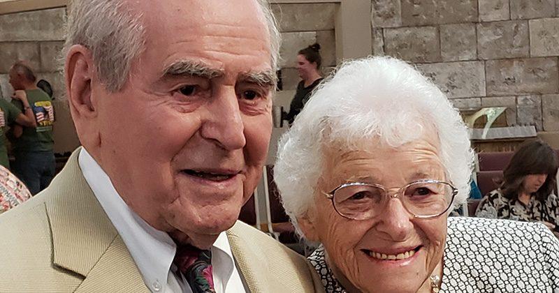 Amazing Seniors: Jerry and Esther Krueger