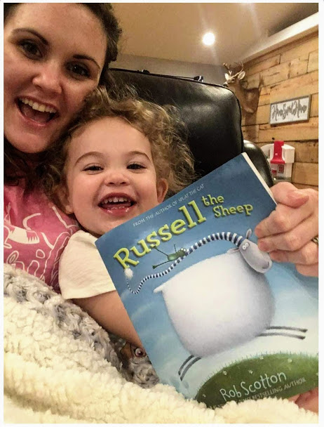 Addy-Mom-and-Russell-the-Sheep