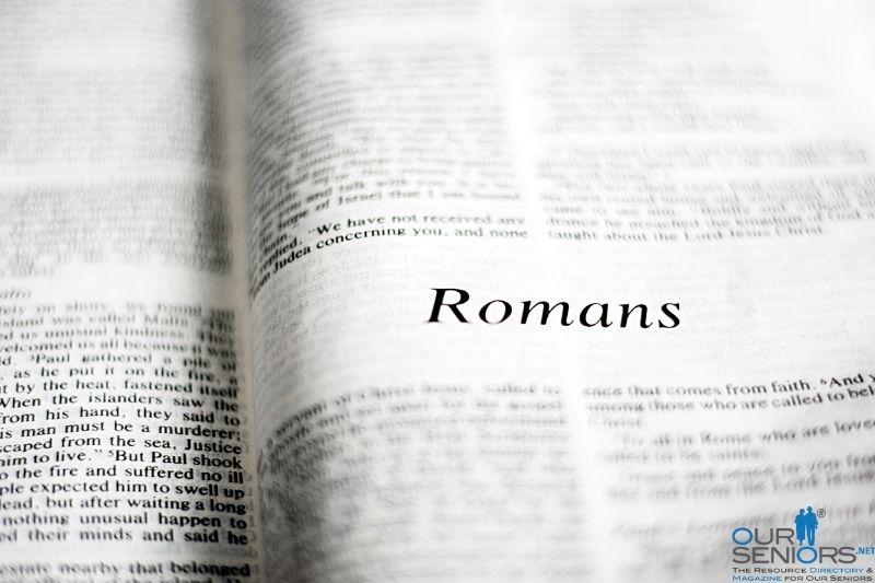 Why you should read the Book of Romans